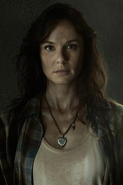 The Walking Dead-Sarah Wayne Callies