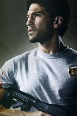 The Walking Dead-Jon Bernthal