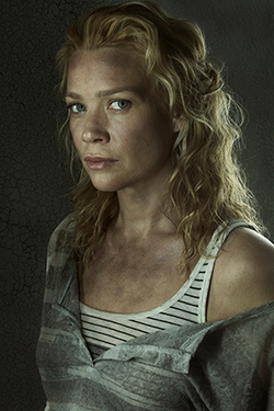 The Walking Dead-Laurie Holden