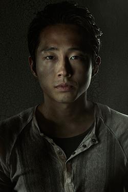 The Walking Dead-Steven Yeun