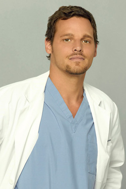 Grey's Anatomy-Justin Chambers