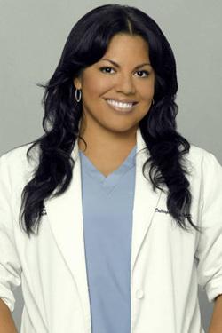 Grey's Anatomy-Sara Ramirez