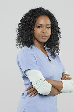 Grey's Anatomy-Jerrika Hinton
