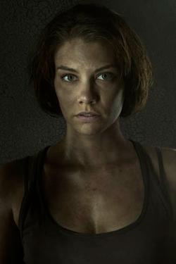 The Walking Dead-Lauren Cohan