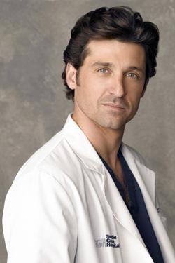 Grey's Anatomy-Patrick Dempsey