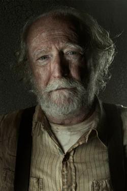 The Walking Dead-Scott Wilson
