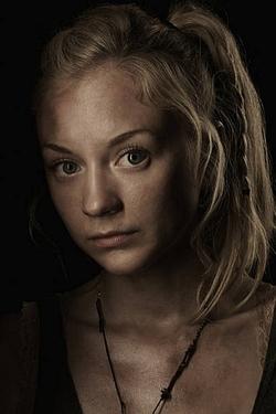 The Walking Dead-Emily Kinney