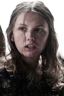 Game of Thrones-Hannah Murray