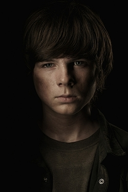 The Walking Dead-Chandler Riggs