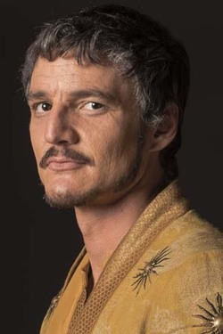 Game of Thrones-Pedro Pascal