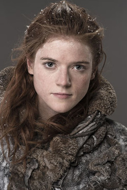 Game of Thrones-Rose Leslie