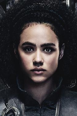 Game of Thrones-Nathalie Emmanuel