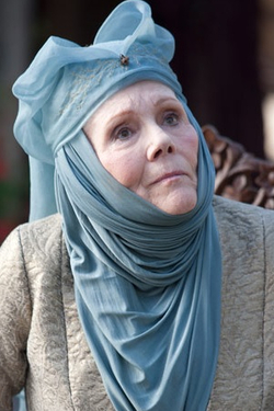Game of Thrones-Diana Rigg