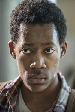 The Walking Dead-Tyler James Williams