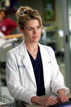 Grey's Anatomy-Rachael Taylor