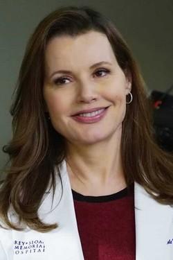 Grey's Anatomy-Geena Davis