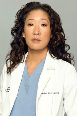 Grey's Anatomy-Sandra Oh
