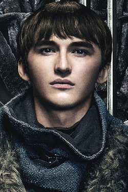 Game of Thrones-Isaac Hempstead-Wright