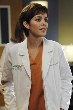 Grey's Anatomy-Nora Zehetner