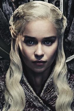 Game of Thrones-Emilia Clarke