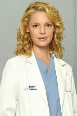 Grey's Anatomy-Katherine Heigl