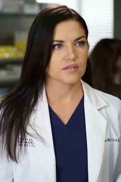 Grey's Anatomy-Marika Dominczyk