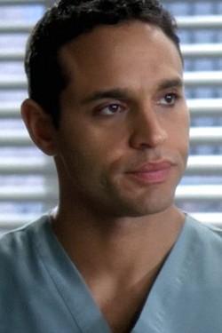 Grey's Anatomy-Daniel Sunjata
