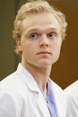 Grey's Anatomy-Joe Adler