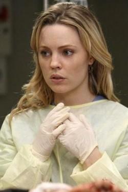 Grey's Anatomy-Melissa George