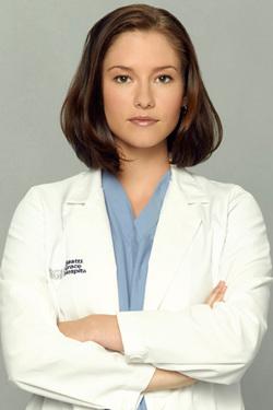Grey's Anatomy-Chyler Leigh