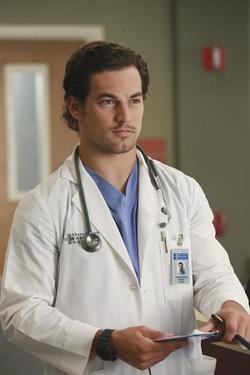Grey's Anatomy-Giacomo Gianniotti
