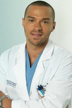 Grey's Anatomy-Jesse Williams