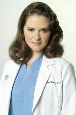 Grey's Anatomy-Sarah Drew