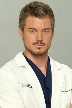 Grey's Anatomy-Eric Dane