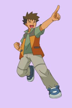 Pokémon-Eric Stuart