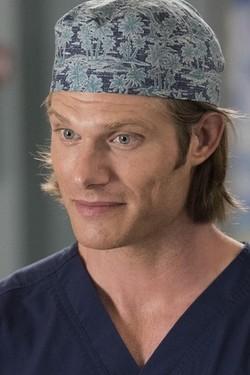 Grey's Anatomy-Chris Carmack