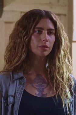 The Walking Dead-Nadia Hilker