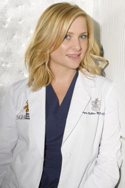 Grey's Anatomy-Jessica Capshaw