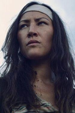 The Walking Dead-Eleanor Matsuura