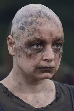 The Walking Dead-Samantha Morton