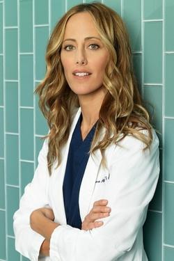 Grey's Anatomy-Kim Raver