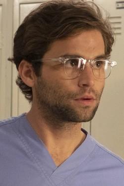 Grey's Anatomy-Jake Borelli