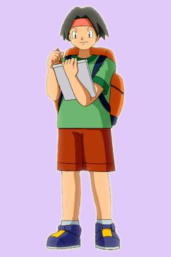 Pokémon-Ted Lewis