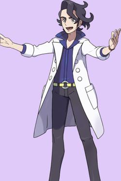 Pokémon-Jake Paque
