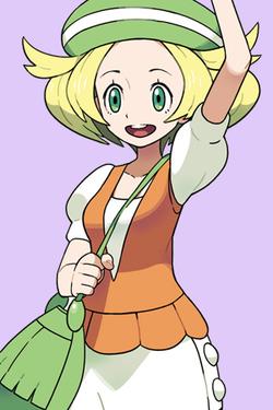 Pokémon-Bella Hudson