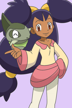 Pokémon-Eileen Stevens