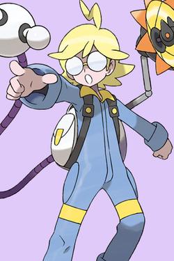 Pokémon-Michael Liscio Jr.