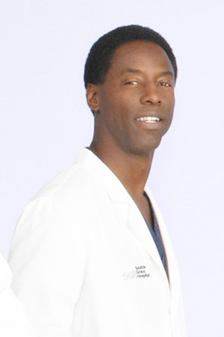Grey's Anatomy-Isaiah Washington