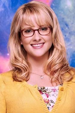 The Big Bang Theory-Melissa Rauch