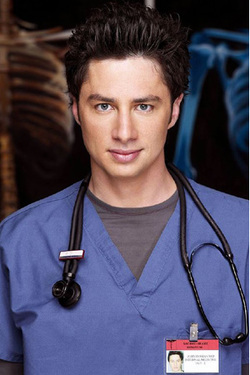 Scrubs-Zach Braff